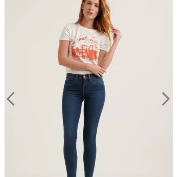 Ava mid rise skinny jeans size 8/29